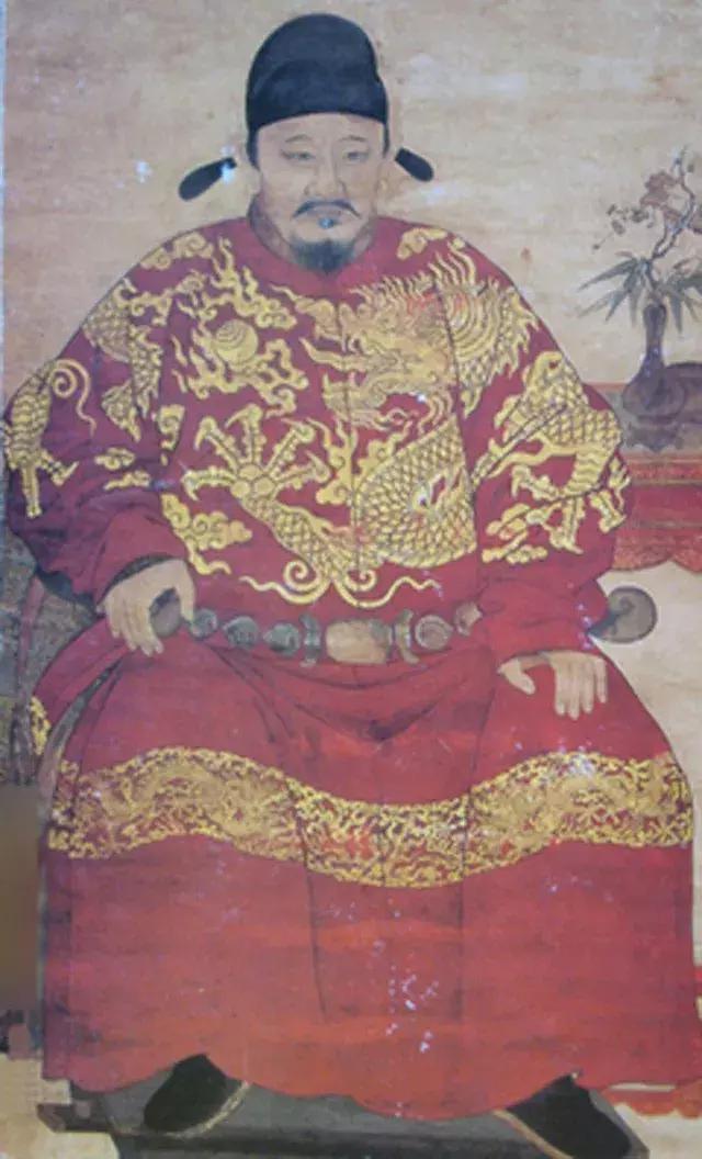 常遇春真的是朱元璋杀死的吗?为何死后还给他画龙袍画像?