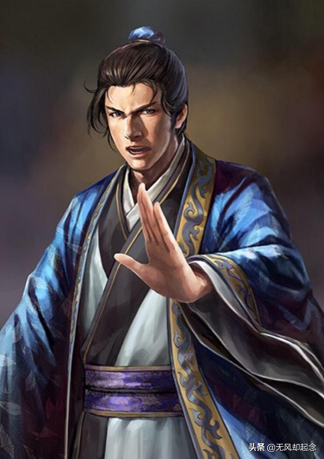 他足智多谋,是曹操的头号谋士,曹操送给他一空盒子,他却自杀了