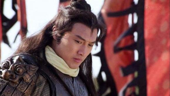 隋唐英雄伍云召长相俊朗,武力高强,后因杨广杀死家人而反隋朝